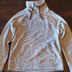 Men's Express cowlneck fleece size medium